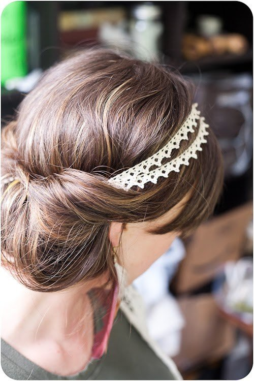 New Easy Boho Up Do Hairstyle Tutorial Ideas With Pictures