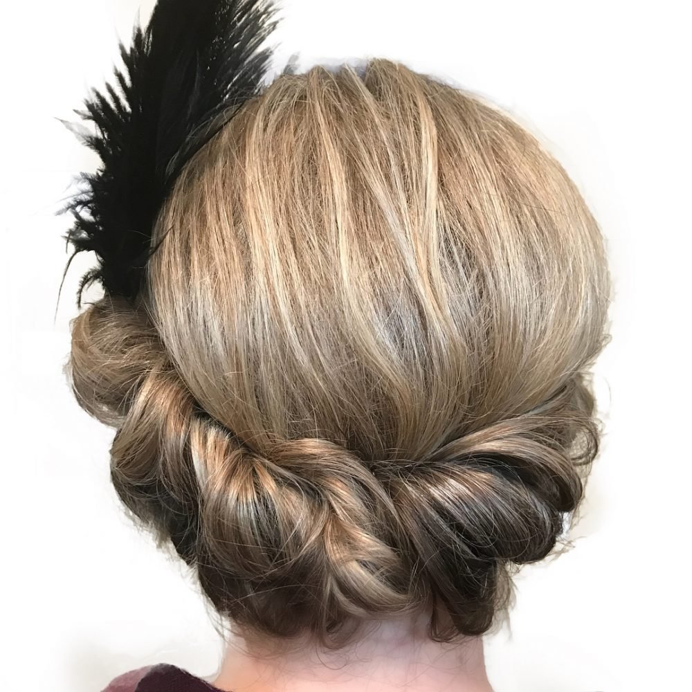 New Vintage Glam 15 Roaring 20S Hairstyles Ideas With Pictures