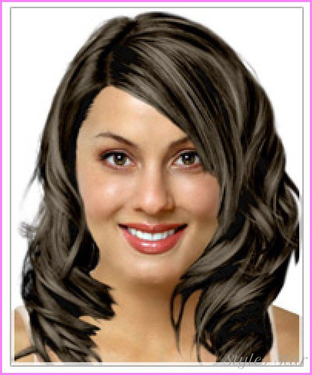 New Best Haircuts For Oval Shaped Faces Stylesstar Com Ideas With Pictures
