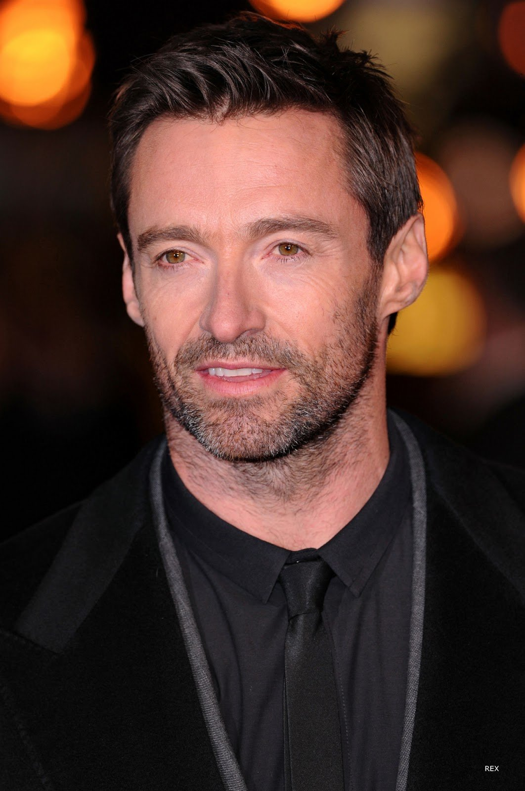 New Hugh Jackman Hairstyle Trend Etcetera Etcetera Ideas With Pictures
