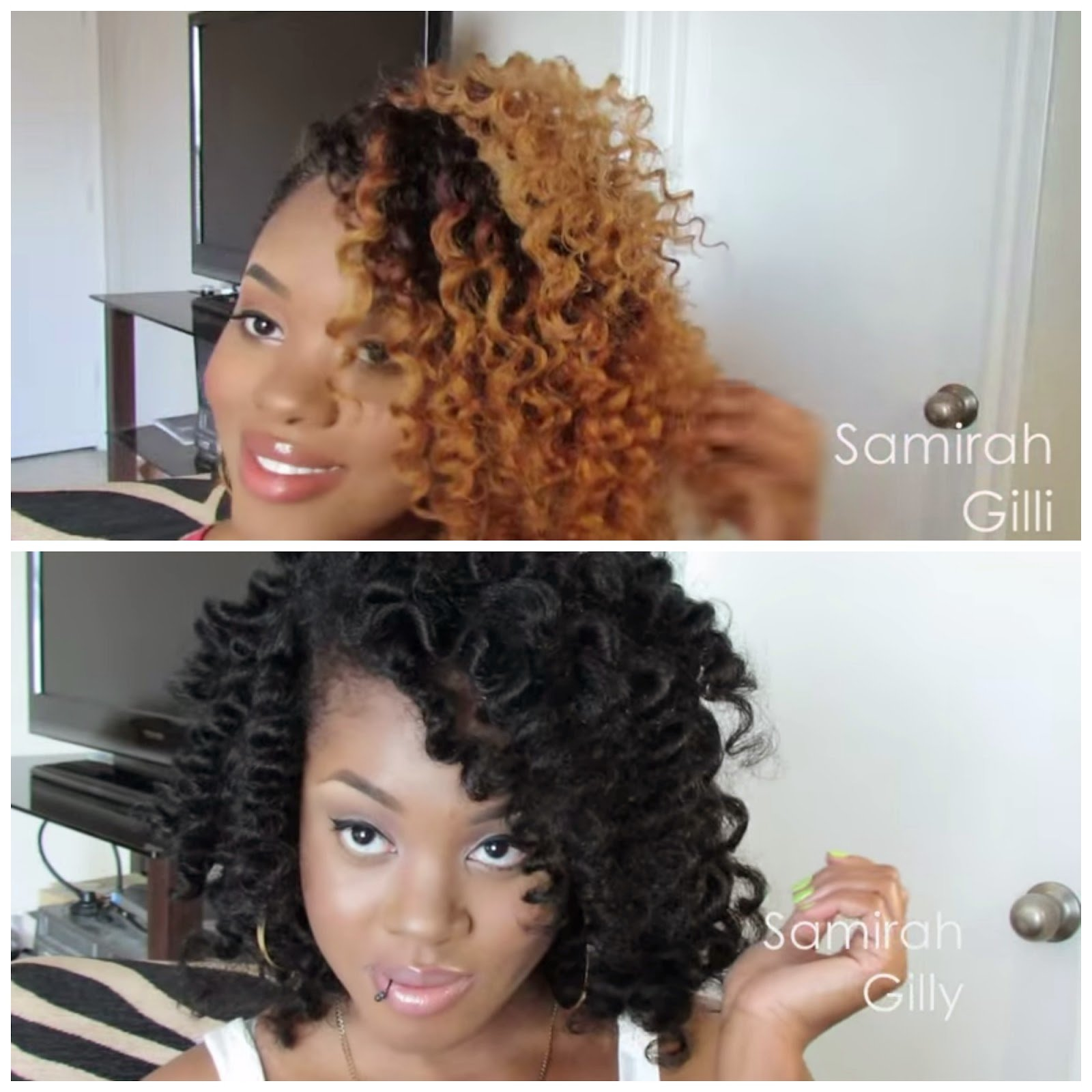 New 2 Perfect Styles For Heat Damaged Hair Seriously Natural Ideas With Pictures