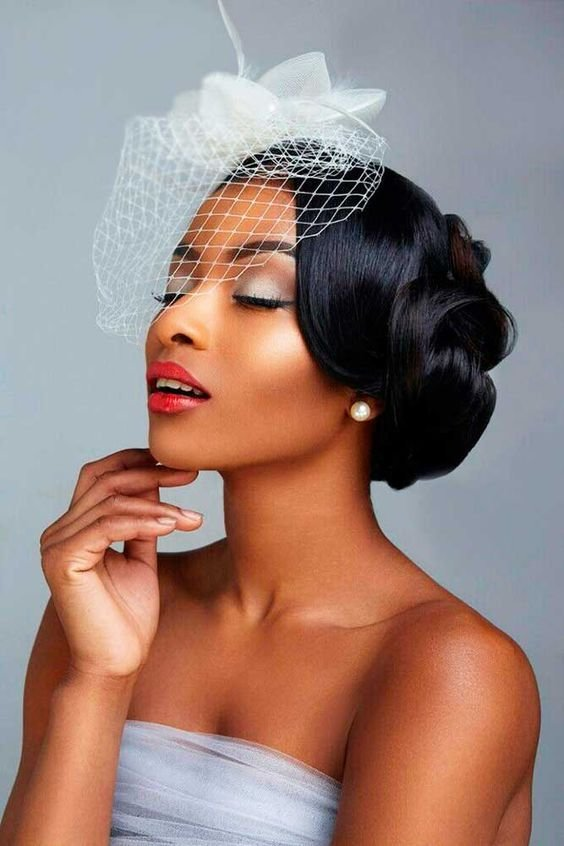 New 2018 Wedding Hairstyle Ideas For Black Women – The Style Ideas With Pictures