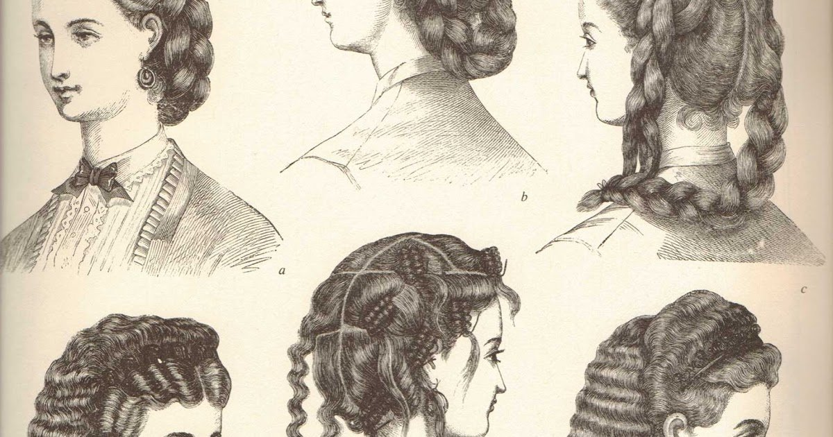 New Victorian Nonsense Victorian Hairstyles Tutorial Ideas With Pictures