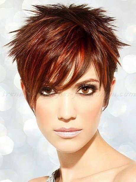 New Spiky Short Hairstyles For Women Ideas With Pictures