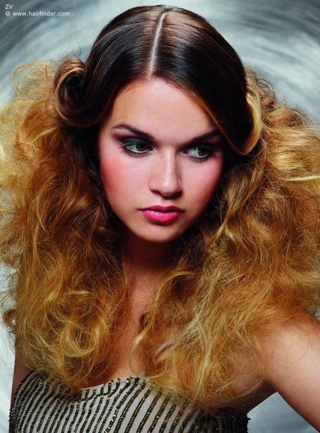 New Teased Hairstyles For Long Hair Ideas With Pictures