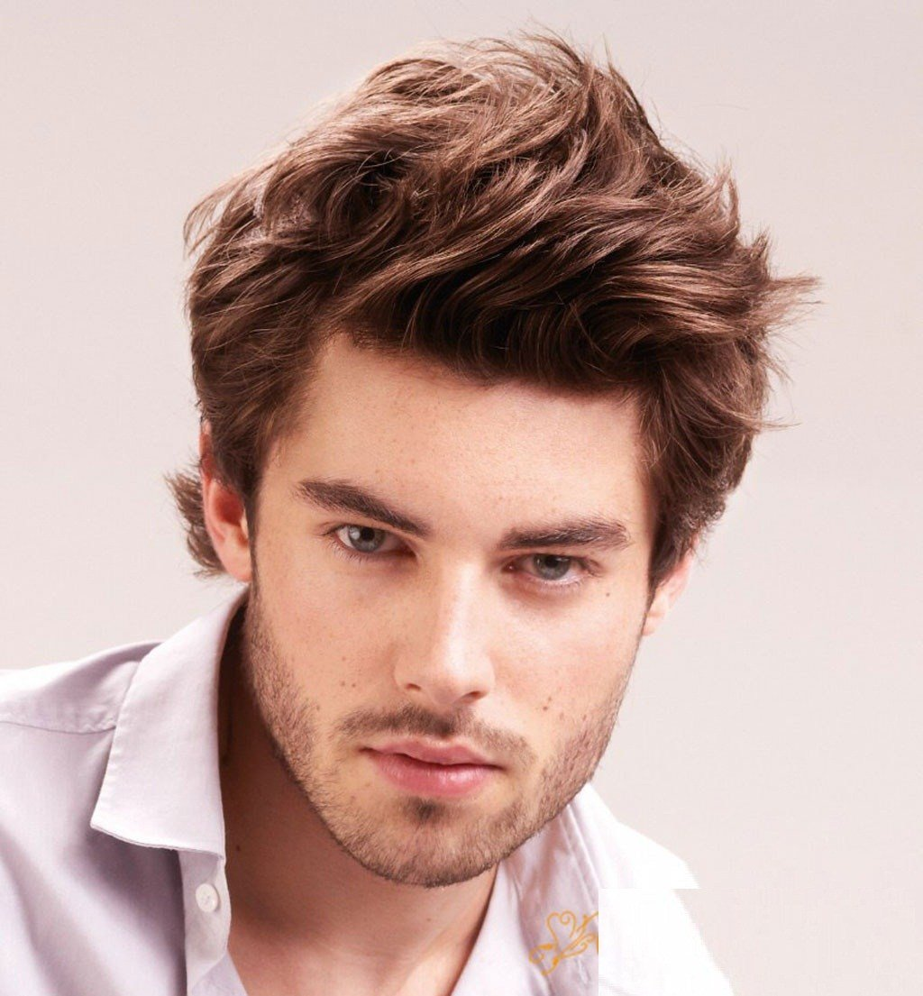 New 20 Best Hairstyles For Men Of 2015 The Xerxes Ideas With Pictures Original 1024 x 768