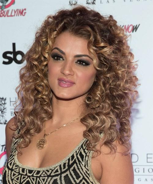 New Layered Curly Hairstyles The Xerxes Ideas With Pictures