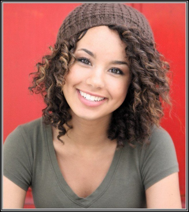 New Cool Curly Hairstyles For School The Xerxes Ideas With Pictures