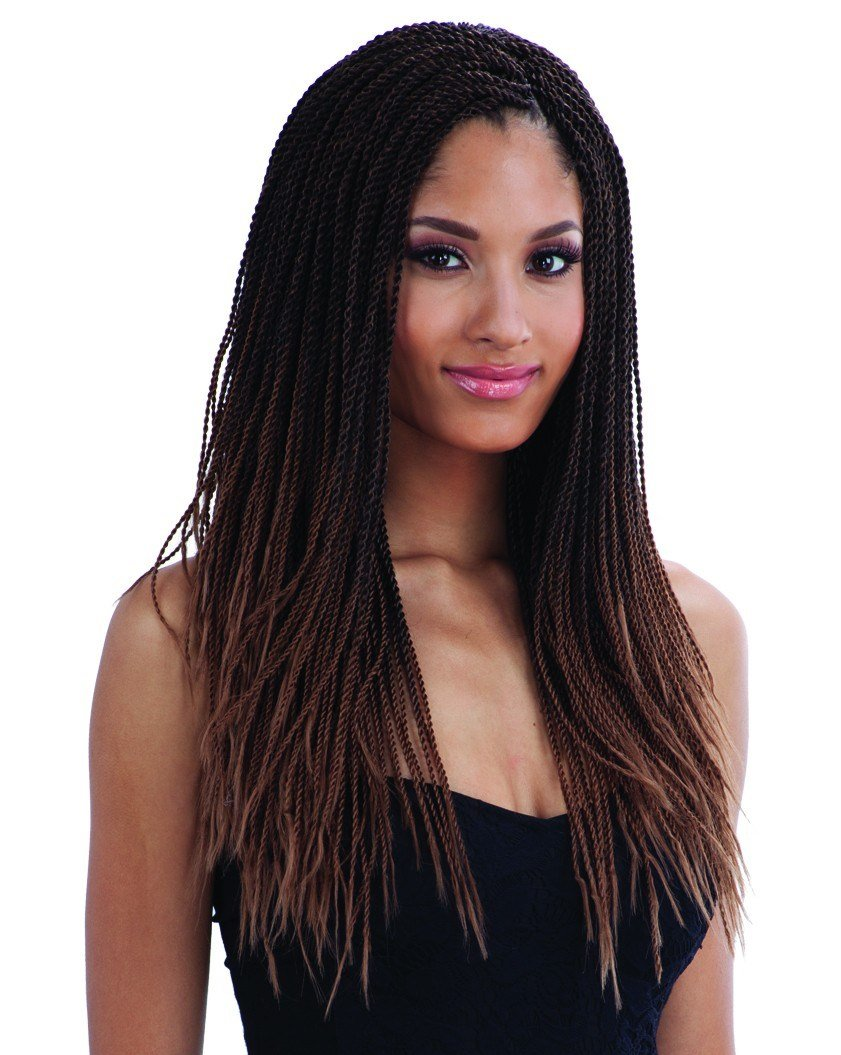 New Freetress Crochet Braid Micro Senegalese Twist Ideas With Pictures