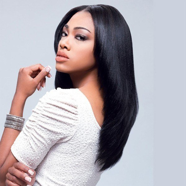 New Sensationnel Goddess 100 Remi Human Hair Natural Yaki Ideas With Pictures