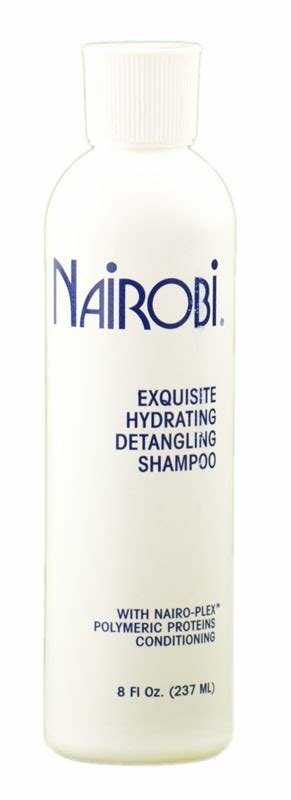 New Nairobi Exquisite Hydrating Detangling Shampoo 8Oz Ideas With Pictures