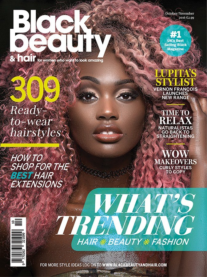 New Black Beauty Hair Magazine Ideas With Pictures