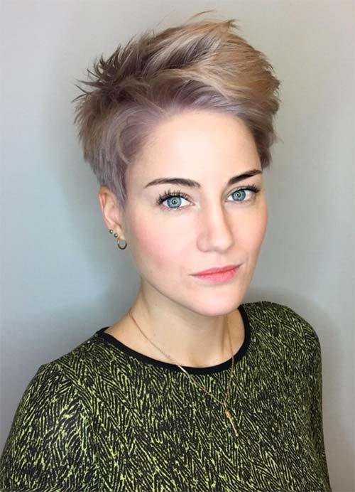 New 55 Short Hairstyles For Women With Thin Hair Fashionisers Ideas With Pictures