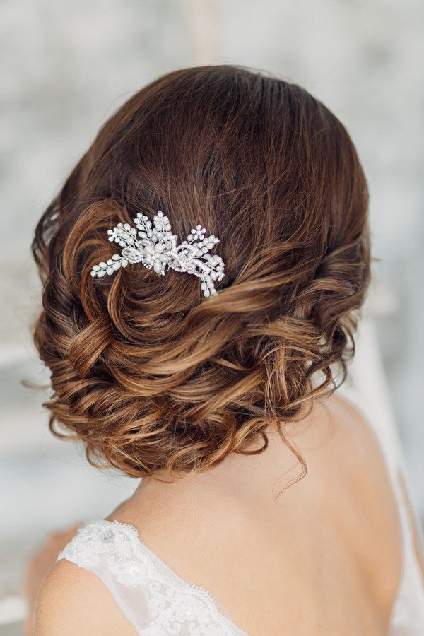 New Floral Fancy Bridal Headpieces Hair Accessories 2019 Ideas With Pictures