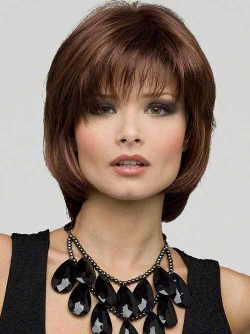 New 1000 Ideas About Short Hairstyles With Bangs On Pinterest Ideas With Pictures