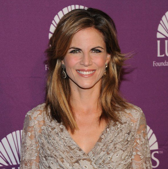 New Natalie Morales Layered Cut Natalie Morales Looks Stylebistro Ideas With Pictures