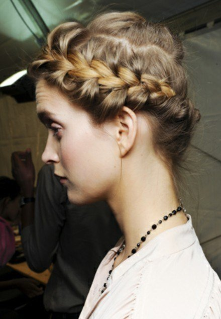 New Crown Braid Hairstyles Ideas With Pictures