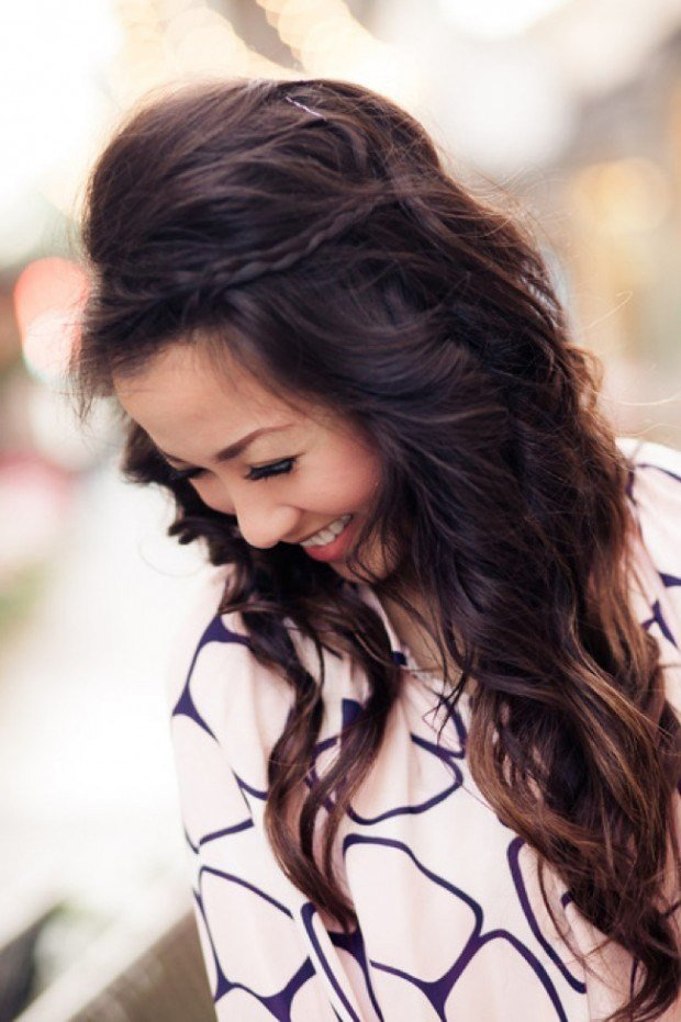 New 16 Simple Easy Long Hairstyles For Spring Hairstyles Weekly Ideas With Pictures