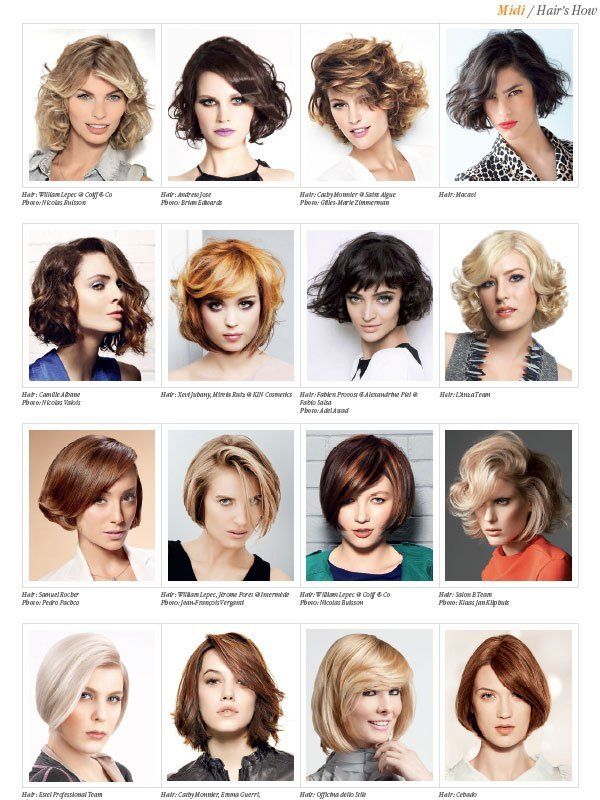 New Hair S How Vol 18 1000 Hairstyles Hair And Beauty Ideas With Pictures