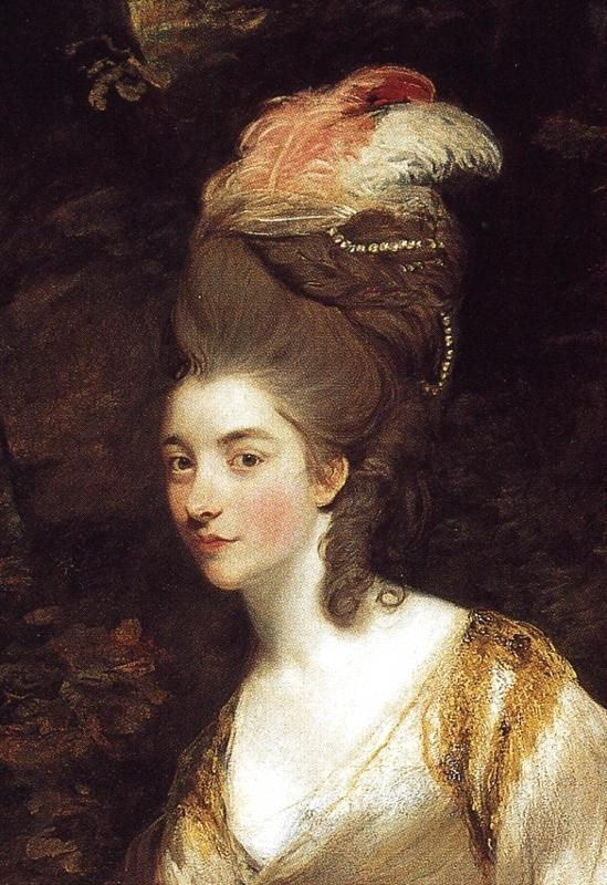 New The 1700S The Evolution Of Hairstyles Through History … Ideas With Pictures