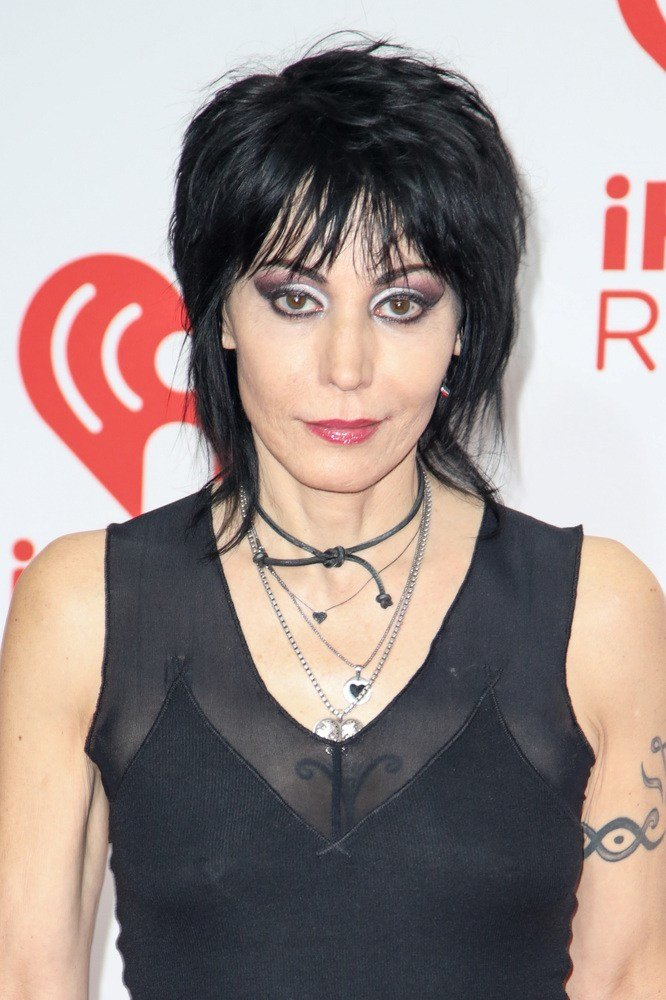 New Here S Hoping Joan Jett S Hair Never Goes Out Of Style Ideas With Pictures
