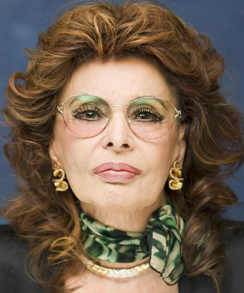 New Sophia Loren Hairstyles In 2018 Ideas With Pictures