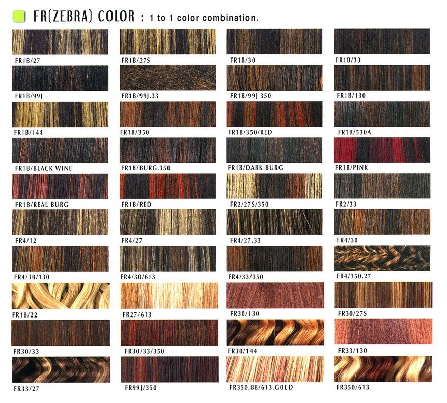 New Hair Color Chart 1B Driverlayer Search Engine Ideas With Pictures
