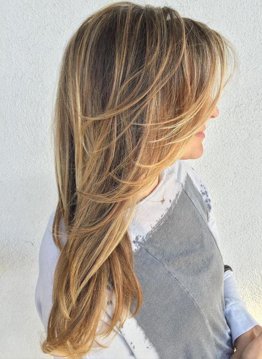 New 80 Cute Layered Hairstyles And Cuts For Long Hair In 2016 Ideas With Pictures