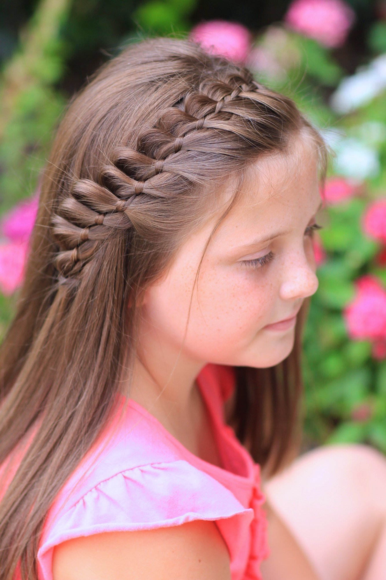 New 4 Strand French Braid Easy Hairstyles Cute Girls Ideas With Pictures