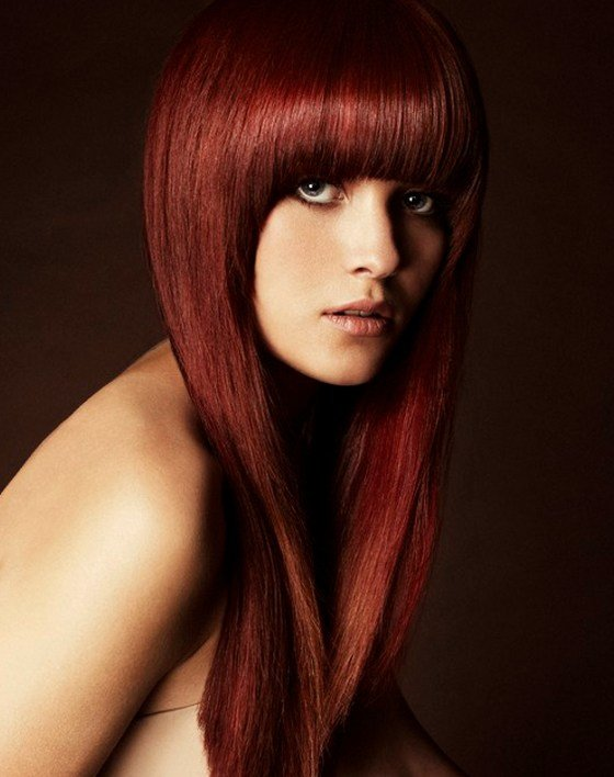 New Pictures Good Hair Colors For Tan Skin Red Hair Color Ideas With Pictures