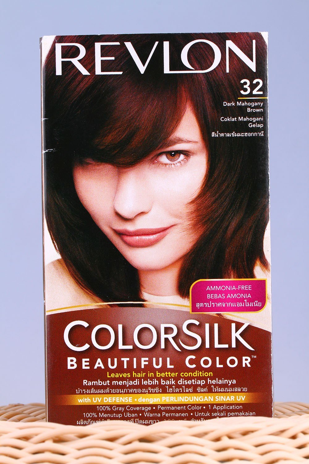 New Revlon Color Silk Hair Dark Mahogany Brown Hair Color Ideas With Pictures
