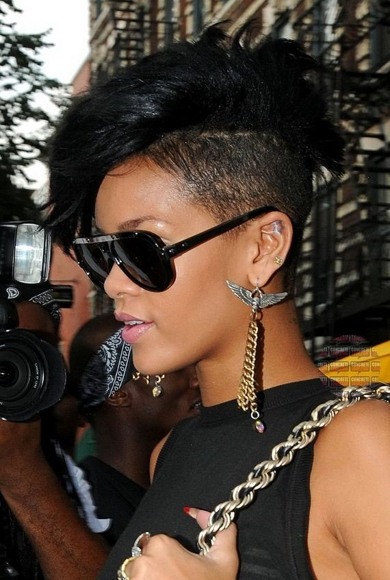 New S*Xy Hairstyles For Black Women 2012 Xcitefun Net Ideas With Pictures