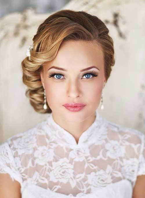 New 30 Best Wedding Bun Hairstyles Everafterguide Ideas With Pictures