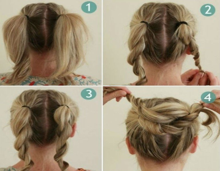 New Bun Hairstyles For Your Wedding Day With Detailed Steps Ideas With Pictures