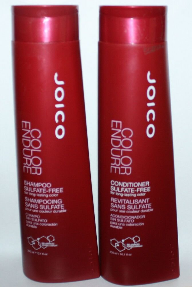 New Joico Color Endure Shampoo Conditioner For Color Treated Ideas With Pictures