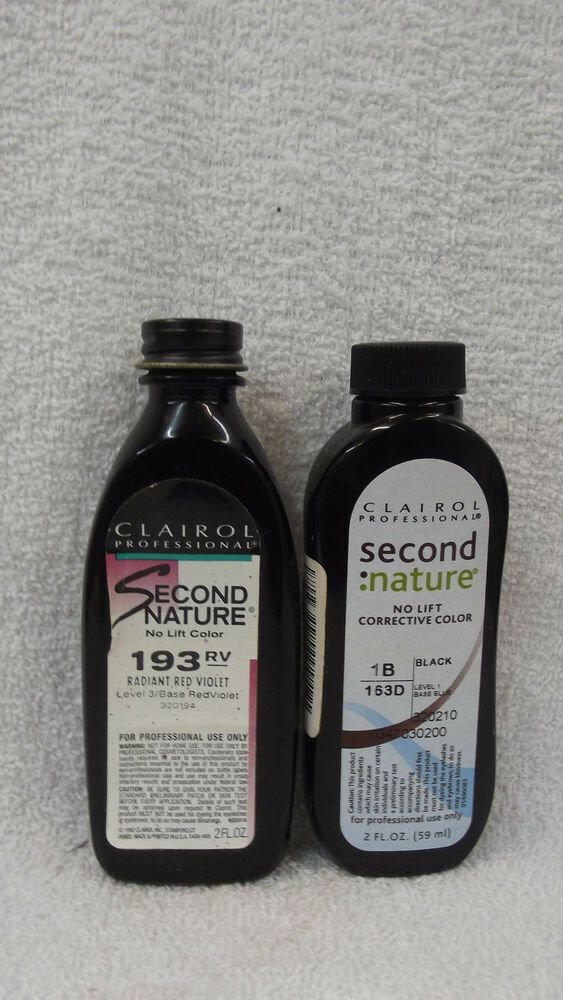 New Clairol Professional Second Nature No Lift Corrective Ideas With Pictures