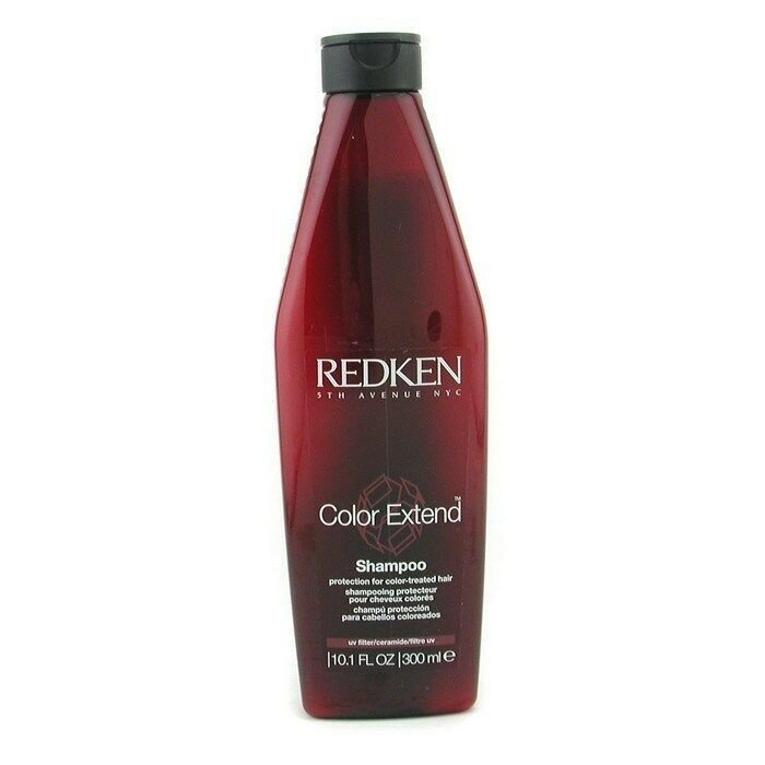 New Redken Color Extend Shampoo For Color Treated Hair 300Ml Ideas With Pictures
