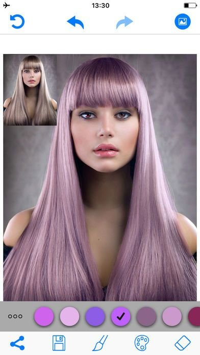 New Hair Color Changer Salon Booth App Download Android Apk Ideas With Pictures