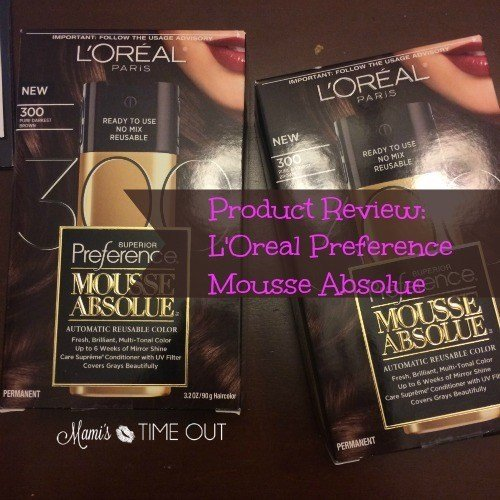 New Product Review L'oreal Preference Mousse Absolue Ideas With Pictures