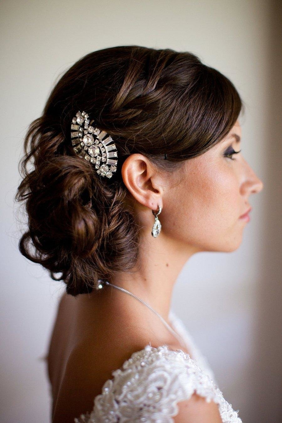 New 10 Chic Unique Updo Wedding Hairstyles Weddbook Ideas With Pictures