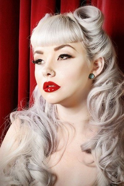 New 15 Pin Up Hairstyles Easy To Make Yve Style Com Ideas With Pictures