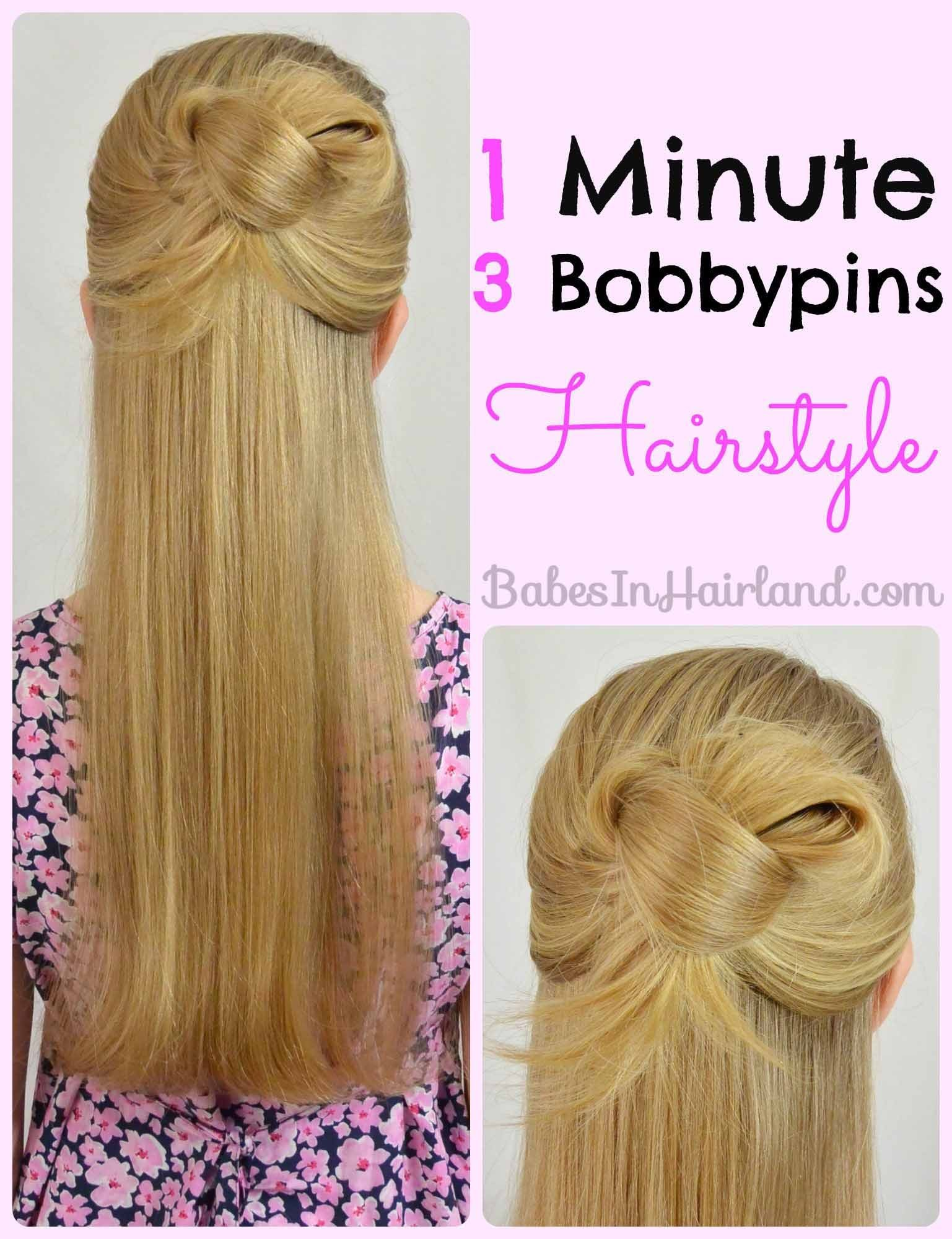 New 10 Quick And Easy Back To School Hairstyles B*B*S In Ideas With Pictures