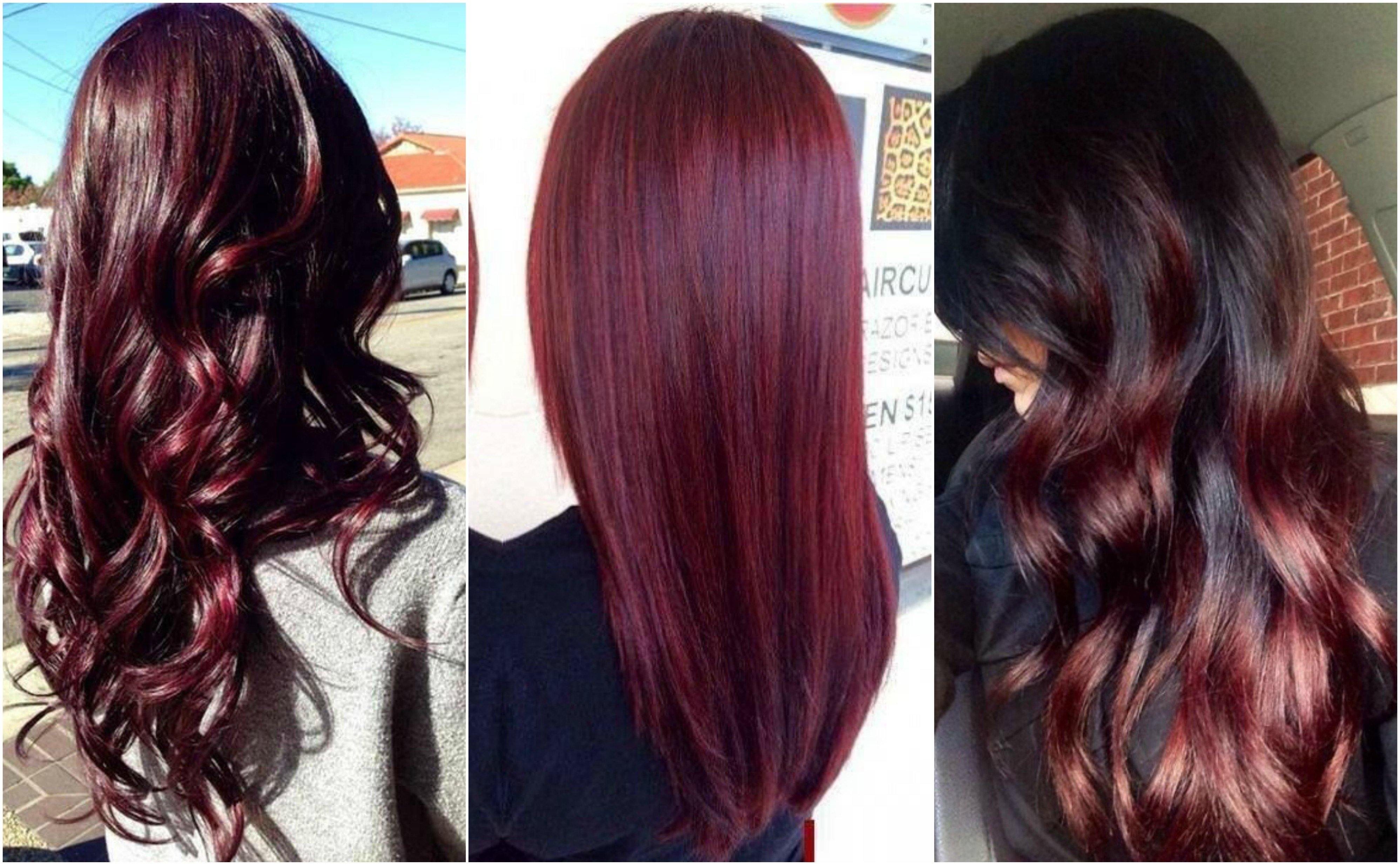New Find The Perfect Cherry Cola Hair Color For You Ideas With Pictures