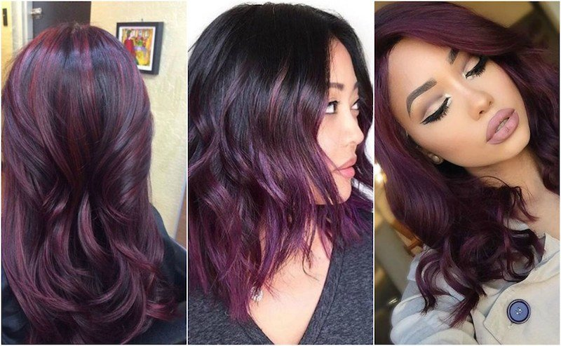 New Everything You Need To Know About Plum Hair Dailybeautyhack Ideas With Pictures