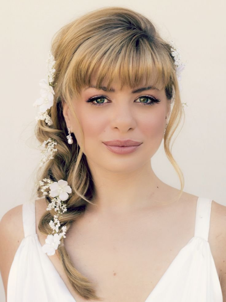 New 20 Hairstyles With Bangs To Inspire You For Fall 2015 Ideas With Pictures