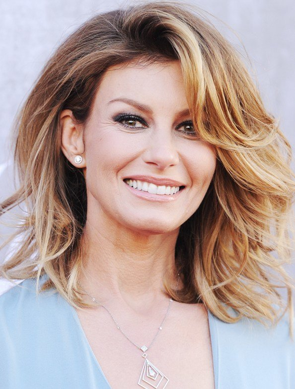 New Faith Hill Celebrates 47Th Birthday Instyle Com Ideas With Pictures