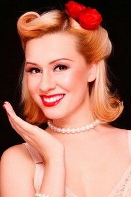 New 1950S Hairstyles Ideas With Pictures