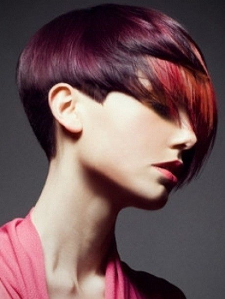 New Creative Hairstyles For Short Hair Ideas With Pictures