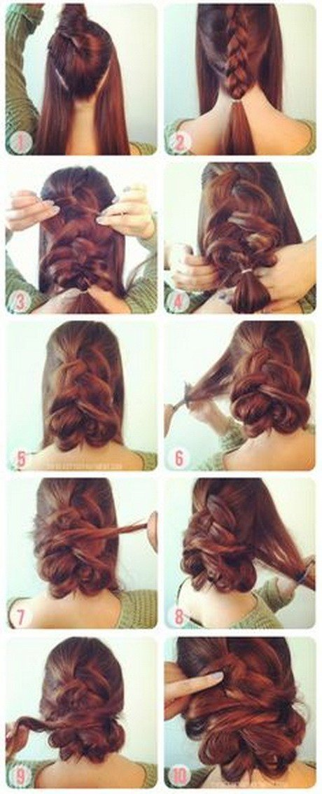 New Easy Do It Yourself Prom Hairstyles Ideas With Pictures