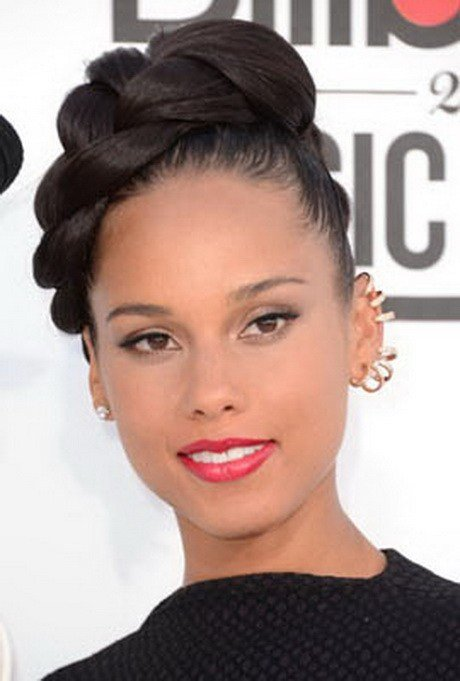 New Elegant Black Hairstyles Ideas With Pictures